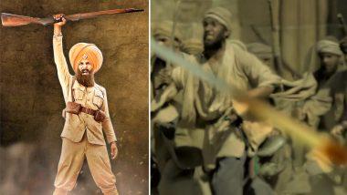 Kesari: First Glimpses of Akshay Kumar and Parineeti Chopra Starrer Will Give you Goosebumps!