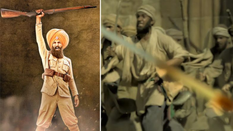 Kesari: First Glimpses of Akshay Kumar and Parineeti Chopra Starrer Will Give you Goosebumps!