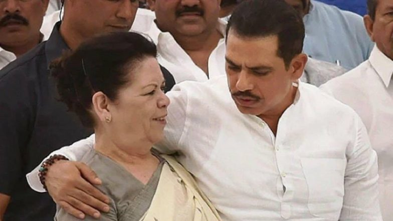 Robert Vadra Writes Emotional Post on Facebook Ahead of ED Deposition, Expresses His Firm Belief in God