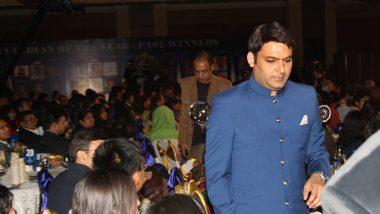 Kapil Sharma and Wife Ginni Chatrath Host Wedding Reception in Delhi