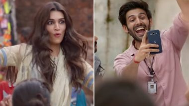 Kartik Aaryan, Ultimate Lover Boy In 'Photo' Song From 'Luka Chuppi' Will Make Your Valentine's Day Even More Special! We Tell You How