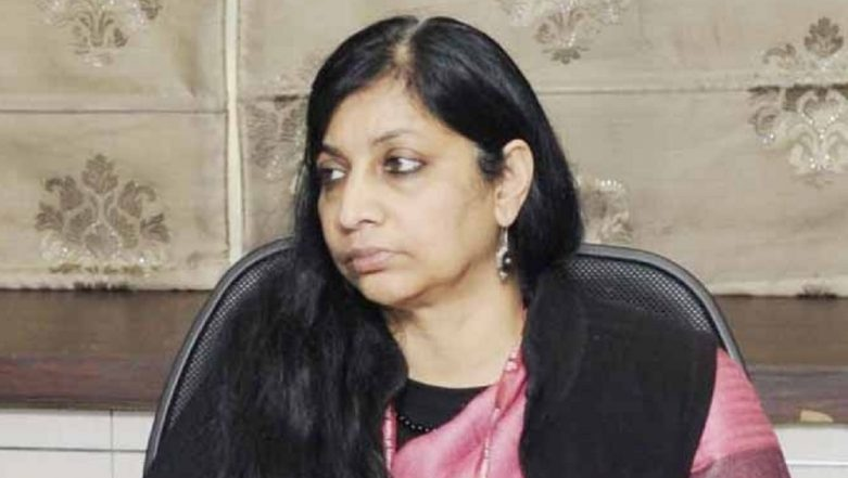 India Must Manufacture Chips for Data Security, Says Telecom Secretary Aruna Sundararajan