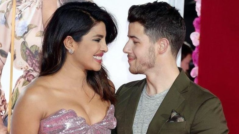 Priyanka Chopra and Nick Jonas's Kiss of Love at Isn't It Romantic Premiere Will Make Your Heart Go 'Awww'