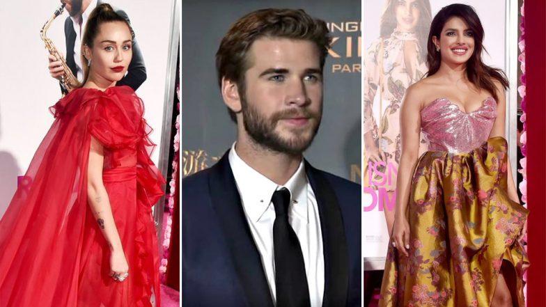 Priyanka Chopra Posts THIS Cute Message For 'Isn't It Romantic' Co-star Liam Hemsworth Praising Miley Cyrus