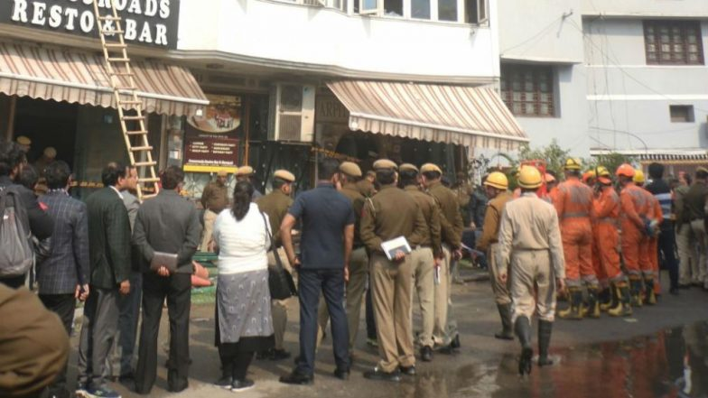 Delhi Hotel Fire: 17 Killed As Fire Alarms at Arpit Palace Non-Functional, Fire Exit Blocked