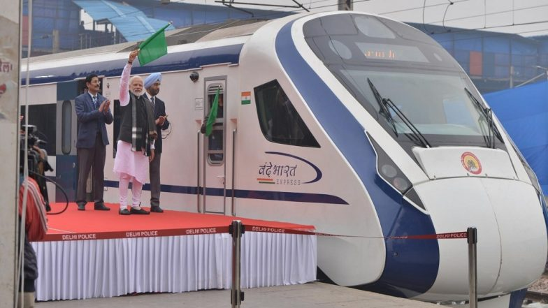 Vande Bharat Express Breakdown: PM Narendra Modi Seeks 'Punishment' For Those 'Mocking' Train 18's Technical Glitch