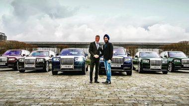 British-Indian Billionaire Reuben Singh Splurges Rs 50 Crore to Expand Rolls-Royce Fleet