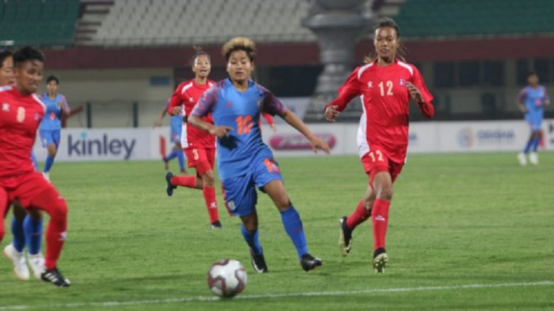 Hero Gold Cup: Indian Women's Football Team Suffer 1-2 Defeat Against Nepal
