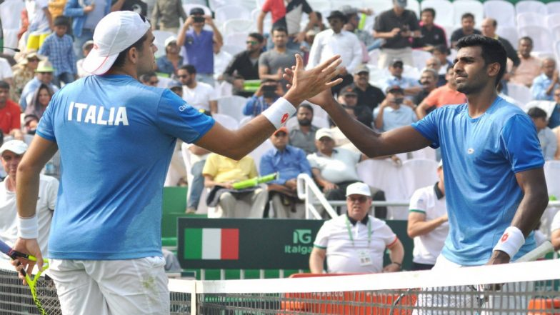 Davis Cup: Superior Italy Push India to Brink with 2-0 Lead
