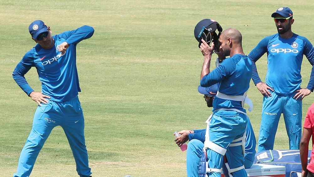 MS Dhoni Will Make the Retirement Call When the Times Comes. Says Shikhar Dhawan