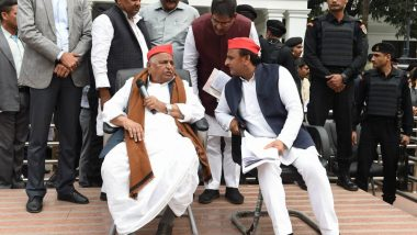 Mulayam Singh Yadav's Flip-Flops to Benefit BJP and Singe BSP-SP Alliance?