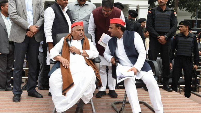 Mulayam Singh Yadav's Flip-Flops to Benefit BJP and Singe BSP-SP Alliance?