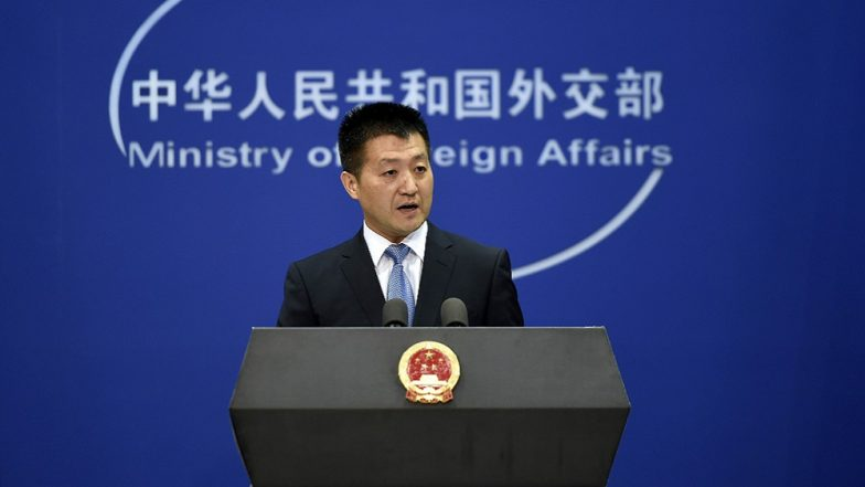 India, Pakistan Should Exercise Restraint in Order to Improve Mutual Relations: China