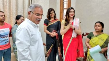 Miss Trans Queen India 2018 Veena Sendre Joins Congress in Chhattisgarh Ahead of 2019 Lok Sabha Elections