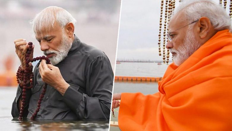 Fact Check: Is PM Narendra Modi The 1st Prime Minister to Visit Kumbh Mela As Claimed by BJP IT Cell Chief Amit Malviya?