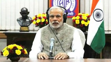Mann ki Baat: PM Narendra Modi Pays Tribute to Pulwama Martyrs, Promises to be Back After 2019 Lok Sabha Election Results