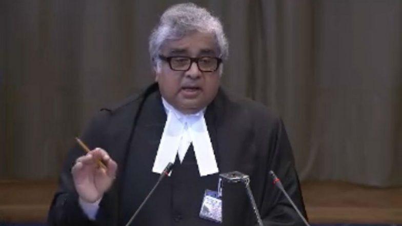 Kulbhushan Jadhav Case at ICJ: India Reiterates Demand For Annulment of Pakistani Military Verdict, Consular Access