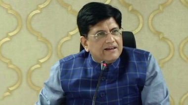 Piyush Goyal Says 'Maths Didn't Help Einstein Discover Gravity, Don't Get Into This GDP Mathematics'; Watch Video