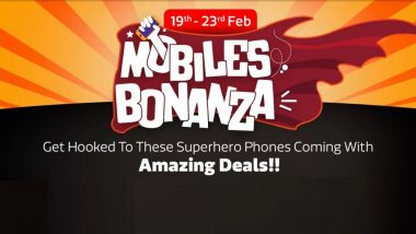 Flipkart's Mobile Bonanza Sale: Best Deals on Realme 2 Pro, Xiaomi Poco F1, Redmi Note 6 Pro, Vivo V11 & Other Phones
