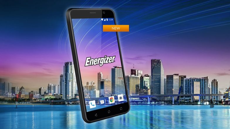 Energizer to launch smartphone with 18,000mAh battery