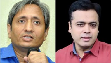Act Against Mobile Users Who Abused Journalists Ravish Kumar, Abhisar Sharma; Crackdown on Obscene Messages: Govt to Telecom Operators