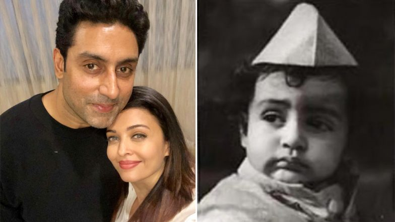 Aishwarya Rai Bachchan Wishes Husband Abhishek Bachchan on His Birthday With This Cute Pic But We're Waiting For Papa Amitabh Bachchan's Post!