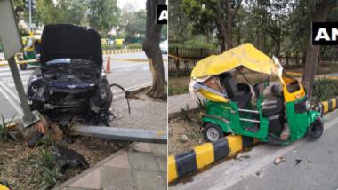 Ponty Chadha's Nephew Rams Bentley Bentayga Luxury SUV Into Auto Rickshaw in Delhi, One Dead