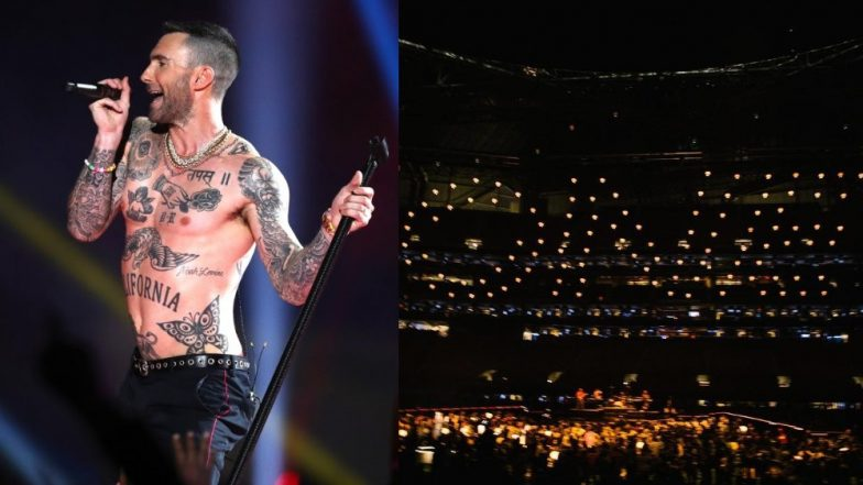 Here's What Adam Levine Has To Say About His Super Bowl Gig!