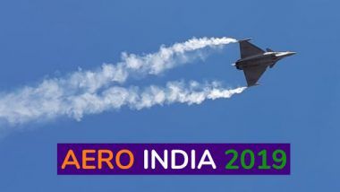 Bengaluru: Aero India 2019 Concludes on a High Note, 50 Pacts Signed