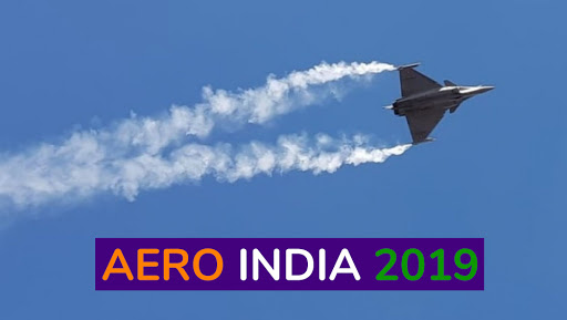 Aero India 2019: Rafale, Sukhoi MK30i, Tejas – India's Aerial Might on Display in Bengaluru on Day 1; Watch Videos