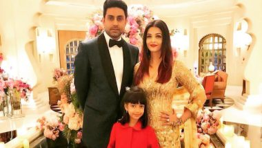 Aishwarya Rai Bachchan Surprises Fans on Valentine's Day 2019 With This Adorable Family Picture
