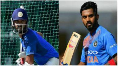 KL Rahul to Lead India A vs England Lions, Ajinkya Rahane to Lead Rest of India Against Ranji Trophy Winners Vidarbha