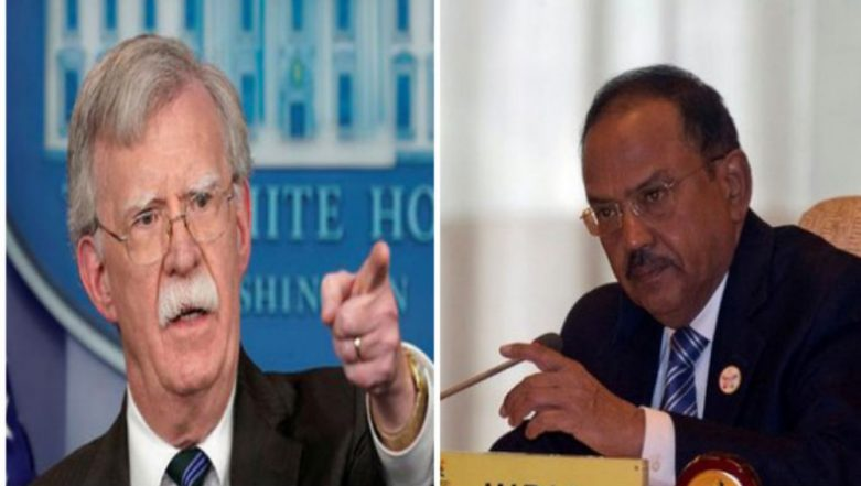 'India Has Right to Self-Defence', Says US Counterpart to NSA Ajit Doval After Pulwama Terror Attack, Discuss Masood Azhar led JeM and Pakistan