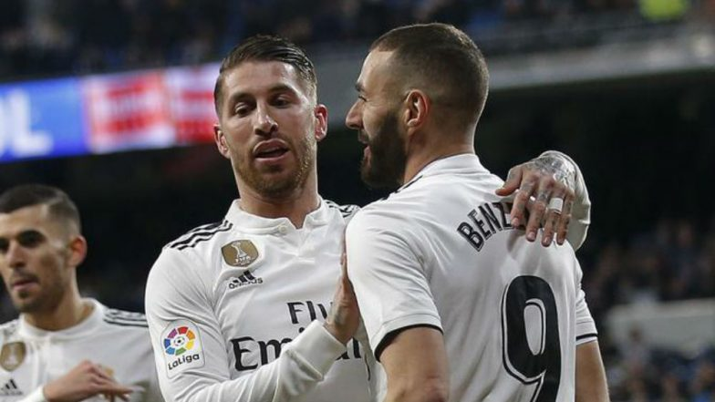Real Madrid Registers 3-0 Win Over Alaves, Record Fifth Consecutive Victory