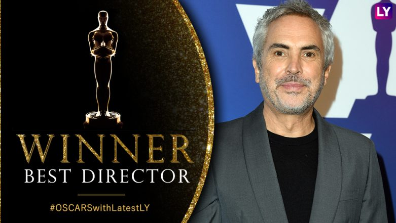 Oscars 2019 Best Director Winner: Alfonso Cuarón BAGS the Trophy for Roma