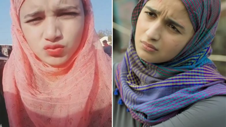 Alia Bhatt's Lookalike Goes Viral For Gully Boy Dialogue Video
