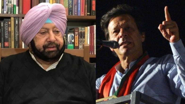 Amarinder Singh to Imran Khan on Pulwama Attack: Nab JeM Chief Masood Azhar or We Will Do It For You