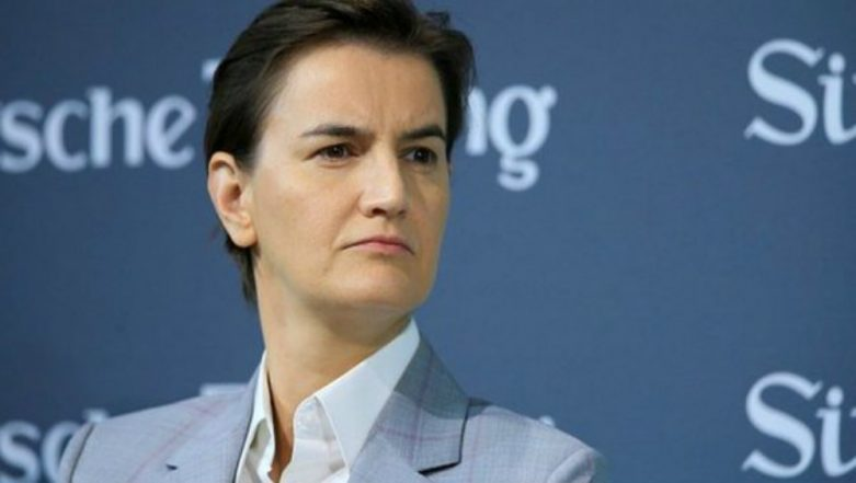 Same-Sex Partner of Serbia's PM Ana Brnabic Gives Birth to Baby Boy