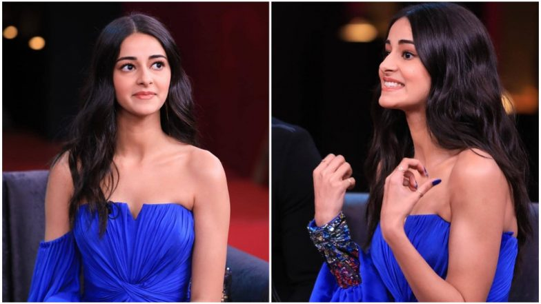 Koffee With Karan 6: Ananya Panday's Expressions on KJo's Show Invite Hilarious Memes!