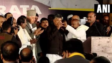 Chandrababu Naidu Ends Hunger Strike Over Special Status Demand For Andhra Pradesh, Says 'Inefficient PM Narendra Modi Acting Egotistically'