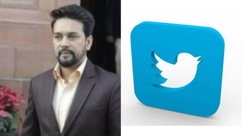 Twitter India Spokesperson Says, 'Discussion on With Government' After Anurag Thakur Summons Twitter for Alleged Bias Against 'Nationalist' Accounts