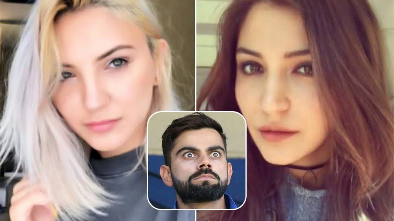 Anushka Sharma's Lookalike Julia Michaels Wants to Switch Places With Her and Fans Demand Virat Kohli's Approval! (Read Funny Tweets)