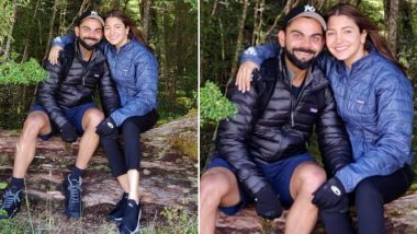 Anushka Sharma 'Friend-Zones' Virat Kohli As She Shares a Cute Post From Their Romantic Vacation! (View Pic)