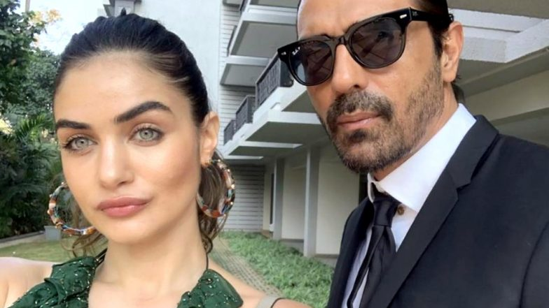 Arjun Rampal Refuses to Talk About His Relationship With Girlfriend Gabriella Demetriades - Watch EXCLUSIVE Video