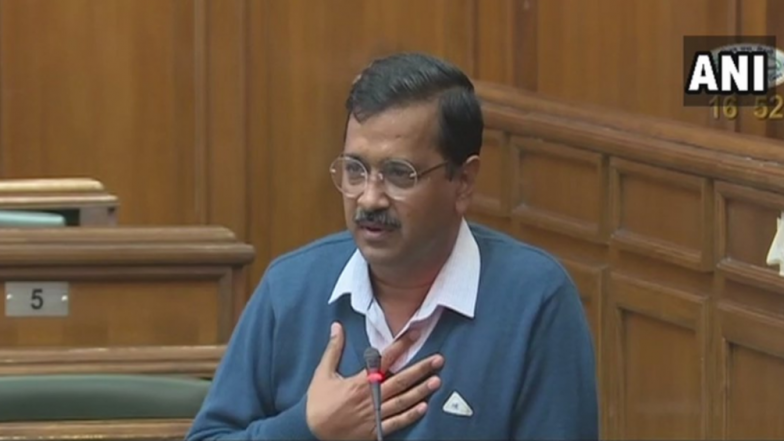Delhi Court Summons CM Arvind Kejriwal, Others in Defamation Case Filed by BJP