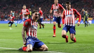 Atletico Madrid Beat Juventus by 2-0 in UEFA Champions League Clash