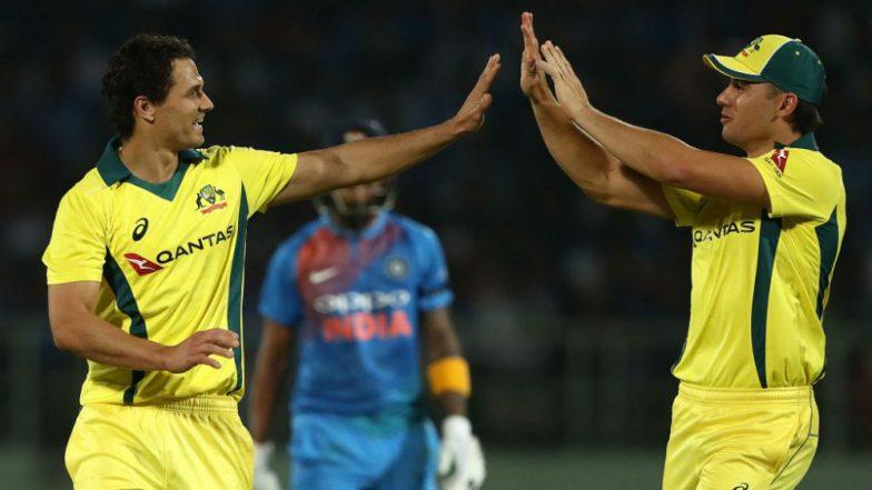 India vs Australia 1st T20I: Australia Win on Last Ball Despite Jasprit Bumrah's Heroics at Vizag, Nathan Coulter-Nile Wins Man of the Match