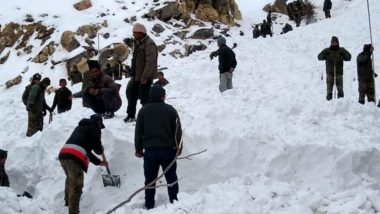 Avalanche Hits Army Personnel in Kinnaur, One Jawan Dead, Five Trapped