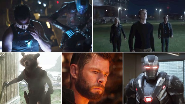 Avengers Endgame 2019: 'Some People Move On, But Not Us' Say Avengers As They Prep For A Bigger Battle