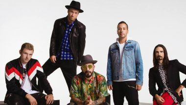 Grammy Awards 2019: Will Backstreet Boys Win Their First? Here Are 7 Times The Band Was Nominated Before